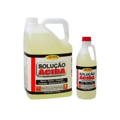 Solucao Acida 950ml Allchem