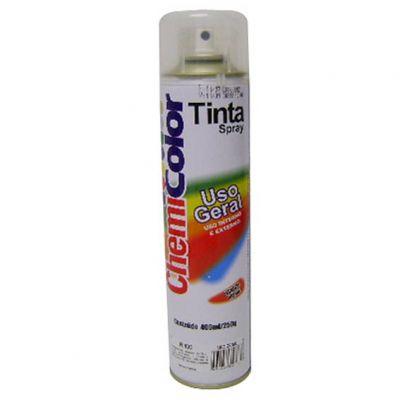 Tinta Spray Verniz Chemicolor 400ml