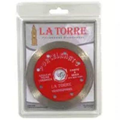 Disco Diamantado Turbo 110mm la Torre