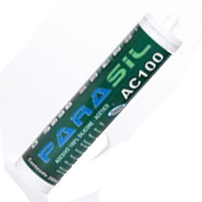 Cola Silicone Branco 280ml Parasil