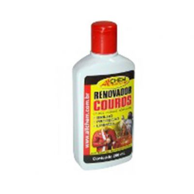 Renovador Couros 200ml Allchem