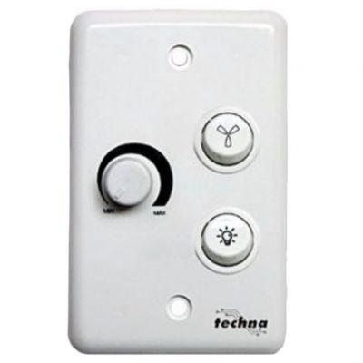 Chave Ventilador Controlador Vel L/d Techna