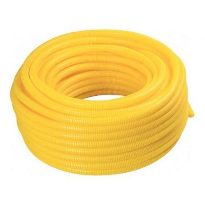 Eletroduto Corrugado Amarelo 1' Leve (25m) Tramontina