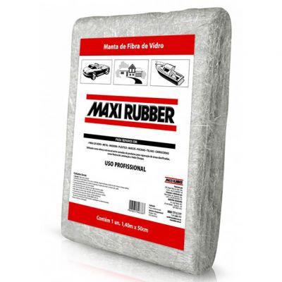Manta Fibra de Vidro 320g Maxi Rubber  8mp046