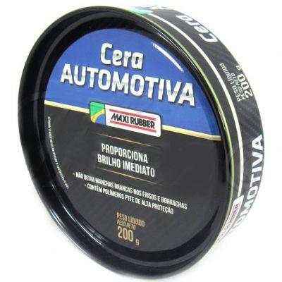 Cera Protetora Automotiva 200g Super Protecao  6mp020 Maxirubber