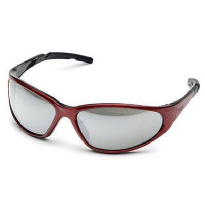 Oculos Proteção Vermelho/cinza Coast ca 31939 Hsd