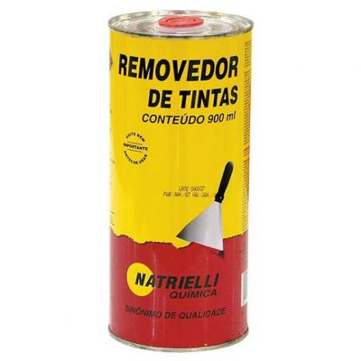 Removedor Tintas 900ml Natrielli