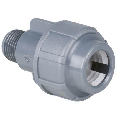 Adaptador Compressão rm 25x3/4 S14 Pead