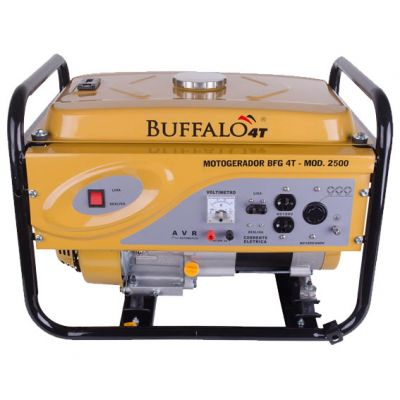 Motogerador Bfg 2500 Std P/m Buffalo