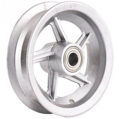 Aro Aluminio 8' c/ Rol 5 Raios Vonder