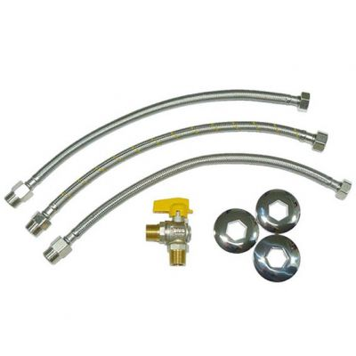 Kit Para Aquecedores a Gas de 40 cm 1/2'