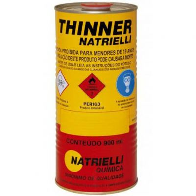 Thinner 8116 900ml - Natrielli