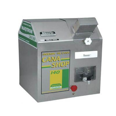 Prensa Cana Shop 140 Inox Plus c/ Motor Maqtron