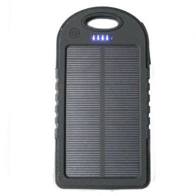 Power Bank Com Recarga Solar