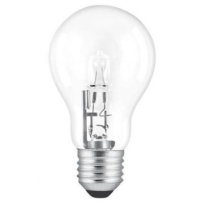 Lampada Halogena Bulbo E27 105w Lumanti