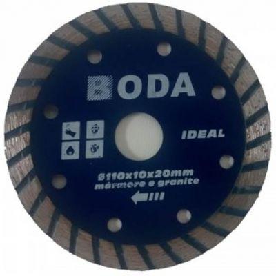 Disco Diamantado 110mm Turbo Boda