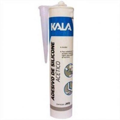 Cola Silicone Incolor 260g Kala