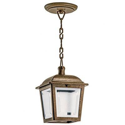Pendente Capelinha P/1 Lamp Imbuia Dital