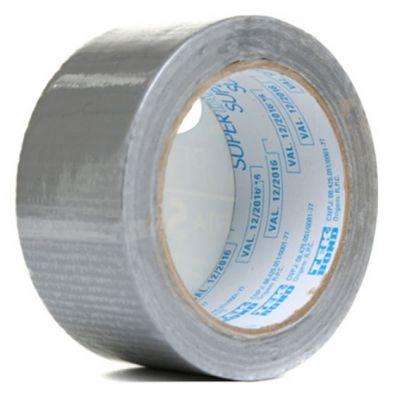 Fita Silver Tape 48mmx5m Prata Tekbond