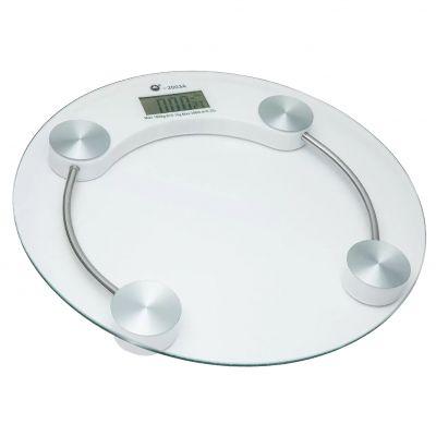Balanca Digital Vidro Redonda 150kg Kala