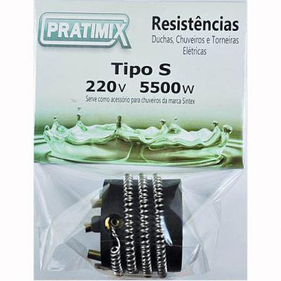 Resistencia Si0255 220v 5500w p/ Sintex