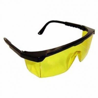 Oculos Proteção Ss1 Amarelo Worker