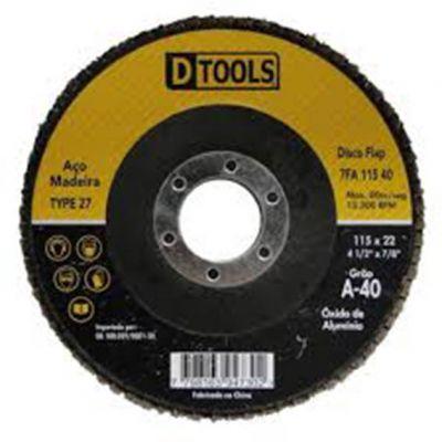 Flap Disc Curvo 41/2 40 Dtools