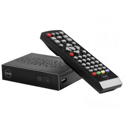 Conversor Digital tv Com Gravador Dtv-4000s Aquario