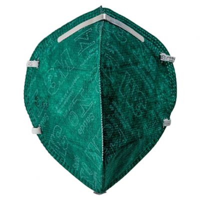Mascara Desc s/ Valvula Pff1 Verde 3m