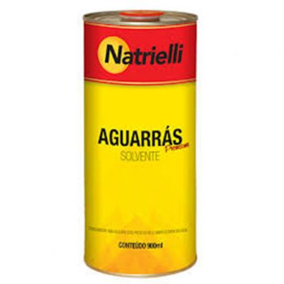 Solvente Aguarras 900ml Natrielli