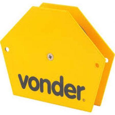 Esquadro Magnetico 30kg Hexagonal Vonder