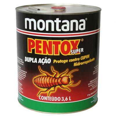 Pentox Cupim Incolor Montana 3,6l