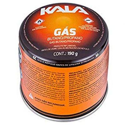 Cartucho Refil Gas 190g Kala