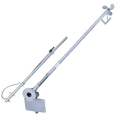 Rabeta Curta Aço 5,5/6,5hp 1,7 mt c/ Kit Adapt (simples)