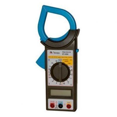 Alicate Amperimetro Digital Et-3200b Minipa