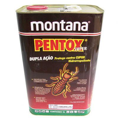 Pentox Cupim Incolor Montana 5l