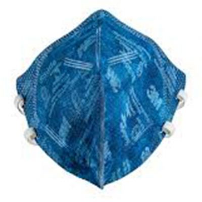 Mascara Respirador Dobravel Pff1 9810 3m