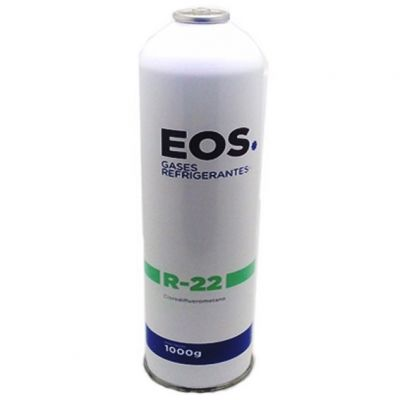 Gas Clorodifluormetano R22 900g Dugold