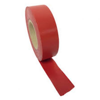 Fita Isolante 10m Vermelha 954