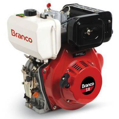 Motor Diesel Bfde 10,0cv Branco