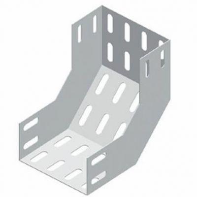 Curva Vertical Interna 90° p/ Eletrocalha 100x50 Cemar