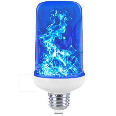 Lampada Labareda 7w Azul Mammut