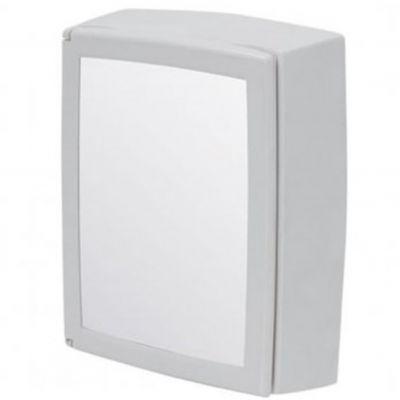 Armario p/ Banheiro Branco 36x31 Astra