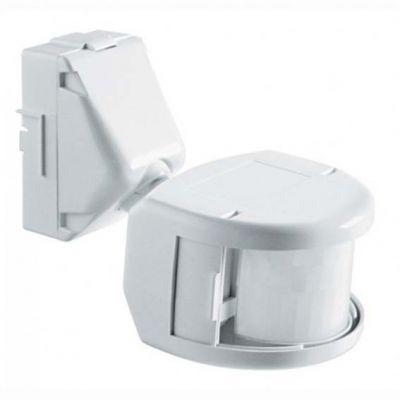 Sensor de Presença Exat Uso Ext Branco