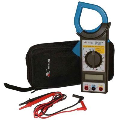 Alicate Amperimetro Digital Et-3200 Minipa
