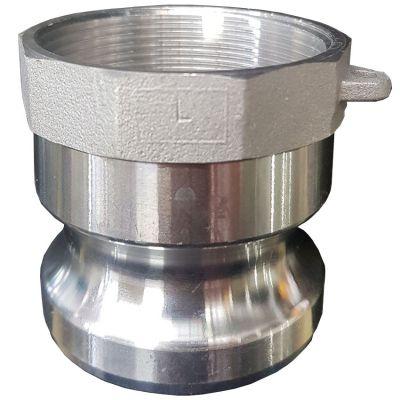 Adaptador Rápido Aluminio Rosca Femea 2' rf
