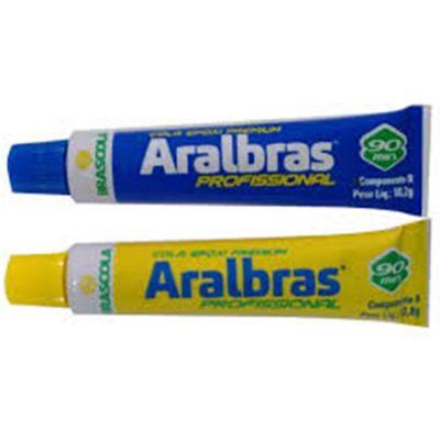 Aralbras Profissional 90min 23g Brascola
