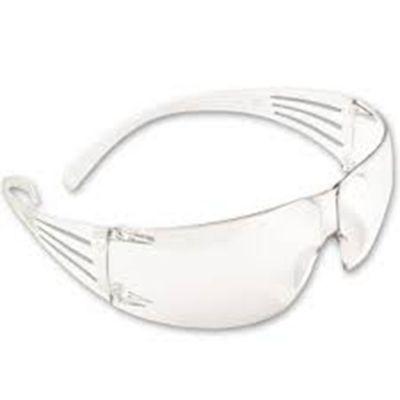 Oculos Proteção Incolor Sf200 Ca36425 3m