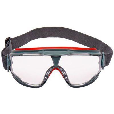 Oculos Proteção Ampla Visão Incolor Cg500 Ca37640 3m