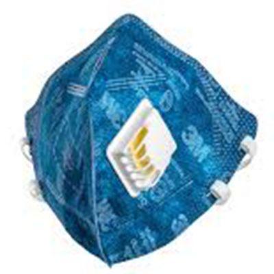 Mascara Respirador c/ Valvula 9812 Pff-1 3m